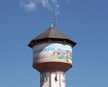 Le château d'eau du carreau Rodolphe