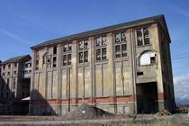 Le bâtiment des mélanges