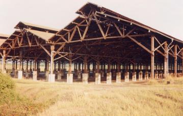 Hangar de cristallisation