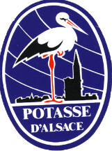 L'emblème des MDPA a été dessiné par l'Alsacien Jean-Jacques Waltz, plus connu sous le nom de Hansi.