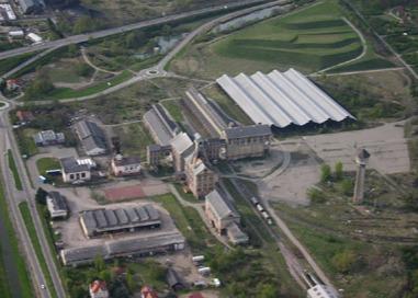 Le carreau minier Rodolphe est un ensemble exceptionnel