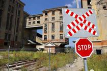 La richesse du vestige industriel du carreau Rodolphe